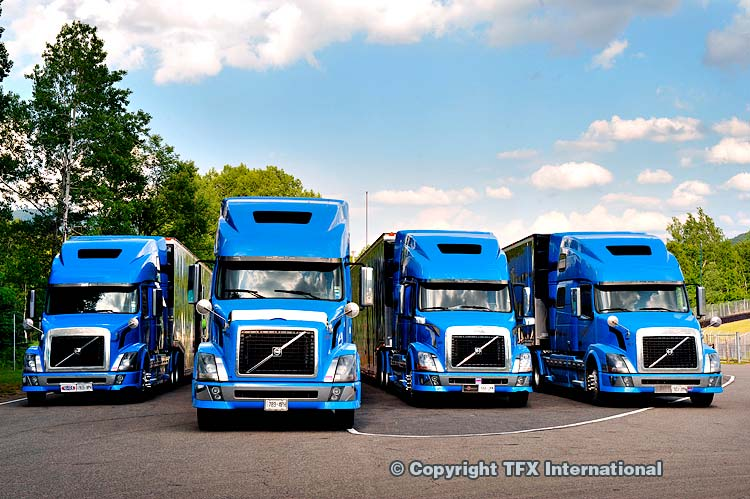 TFX International TFX Drivers
