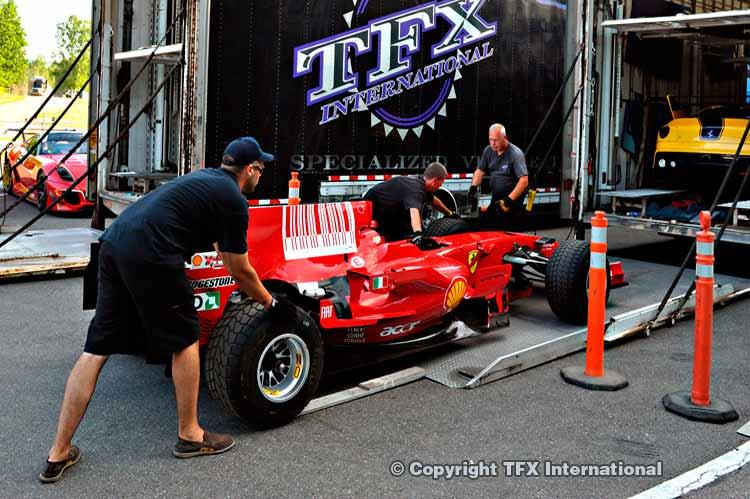 TFX International Staff Services