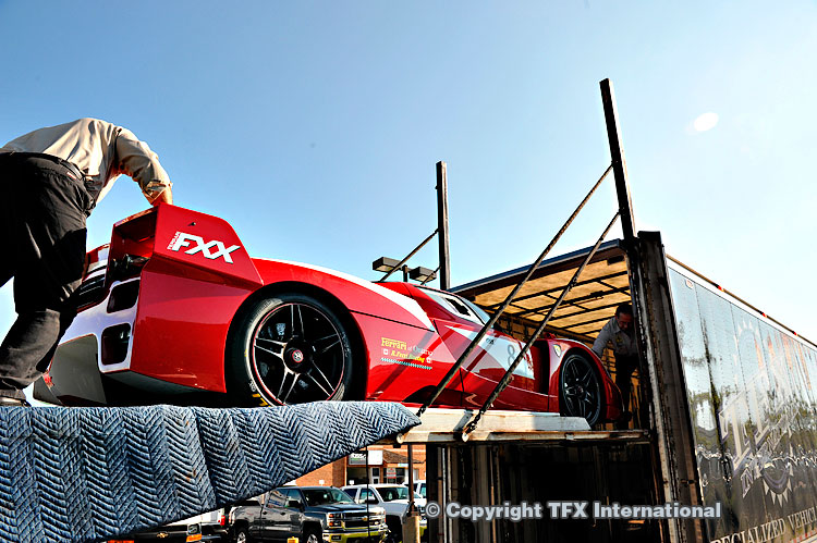 TFX International - Services - Cars