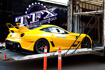 TFX International SPECIALIZED VEHICLE TRANSPORT™®