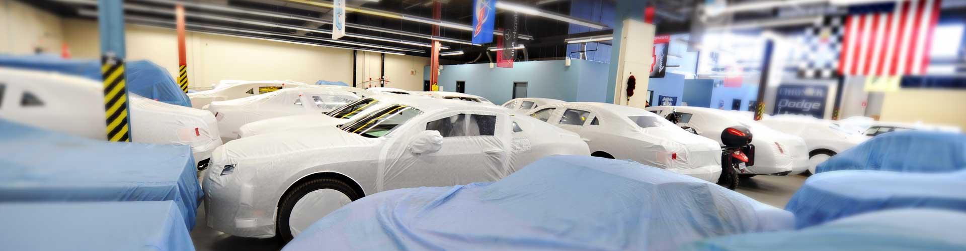 Car Storage Facilities In Toronto Tfx International