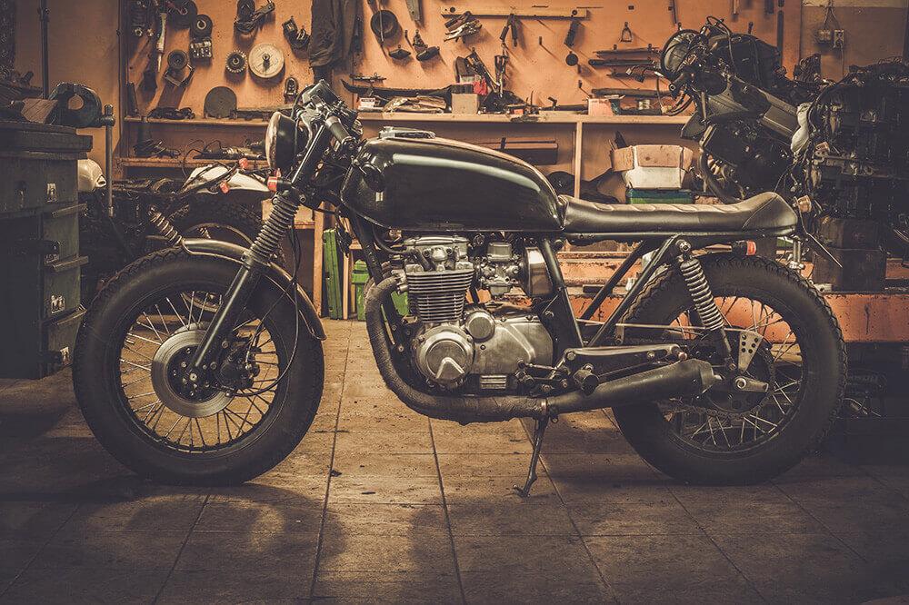 Motorcycle shipping Canada and USA
